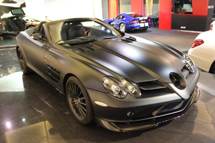2018 McLaren Mercedes SLR Roadster Release Date, Specs, Price   Mercedes  Benz Will Be In The Upcoming Also Market Its SLR McLaren Very Activities  Car In Th