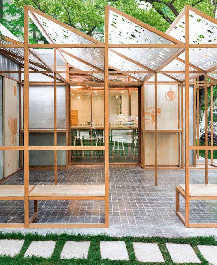 Photo of Neue Markenarchitektur für BAOBAO von Linehouse