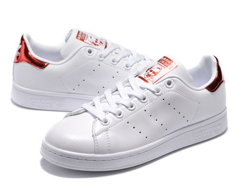 Adidas Originals Stan Smith White Hologram Iridescent Red ...