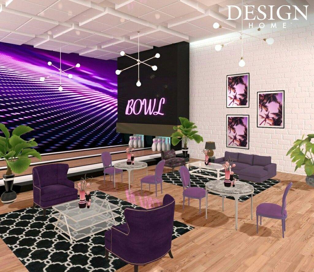 Meilleur Disign Bowling House Design Games Home Decor House Design