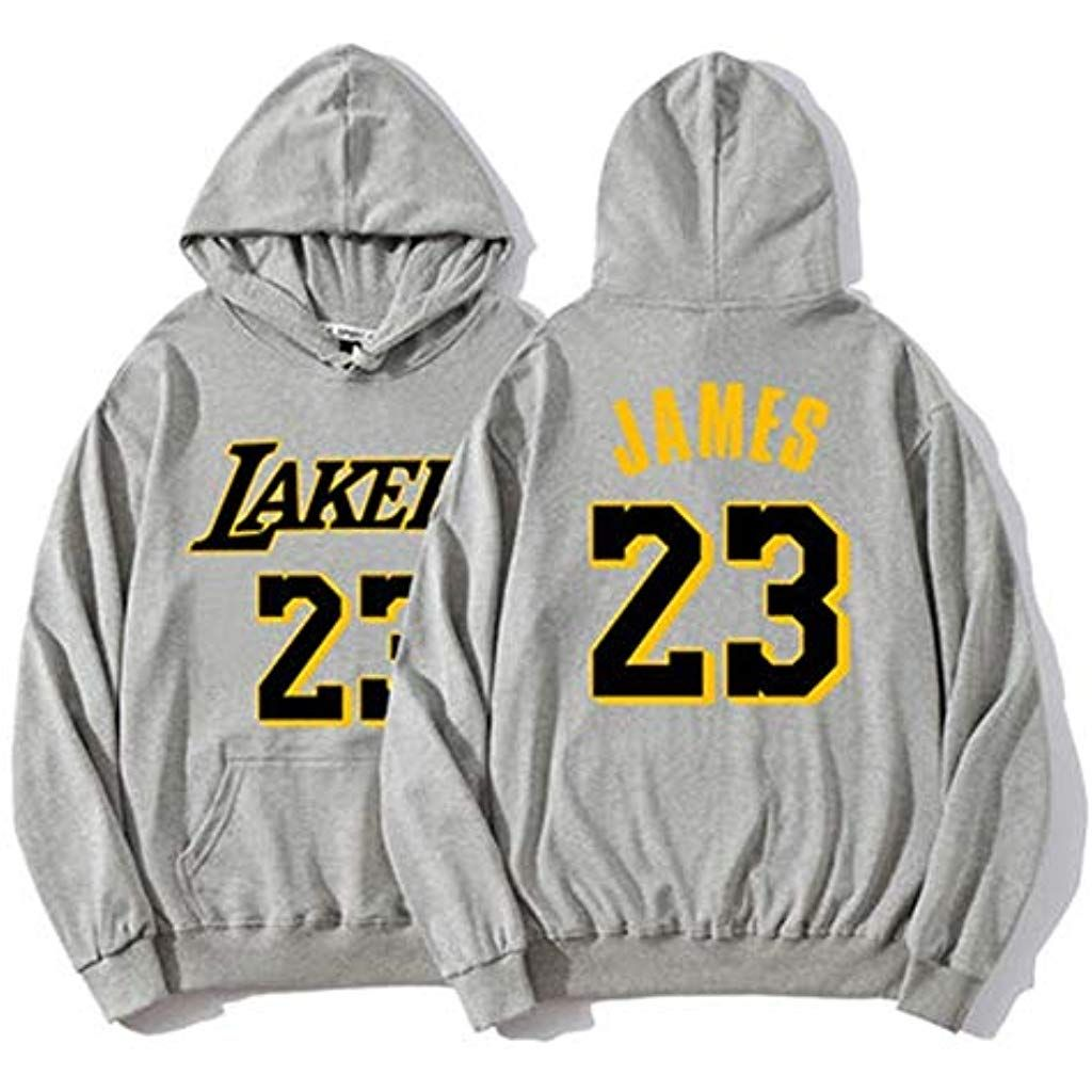 felpa los angeles lakers nike