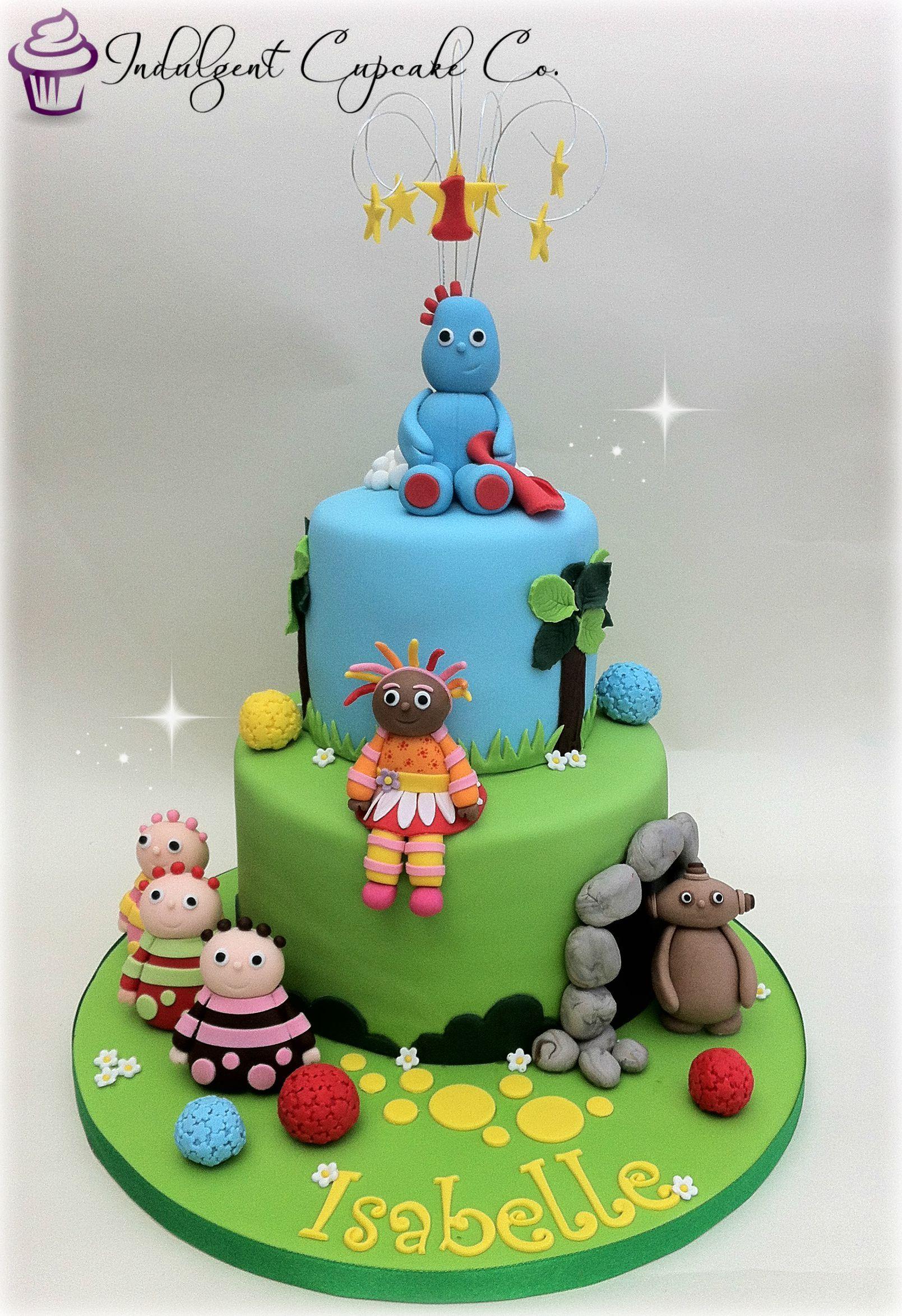 In The Night Garden cake..... | children\'s cakes | Pinterest | Night ...