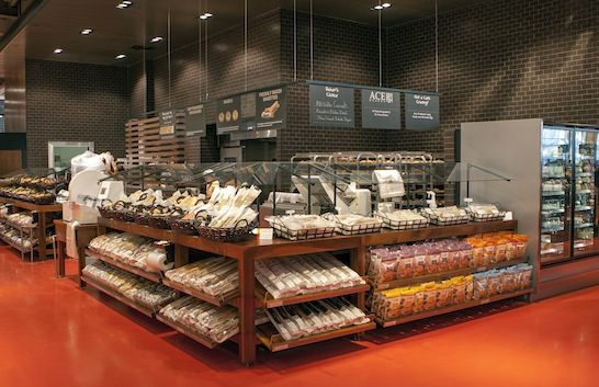 Loblaws City Market In North Vancouver The Modern Look And Feel Is Very Appealing To