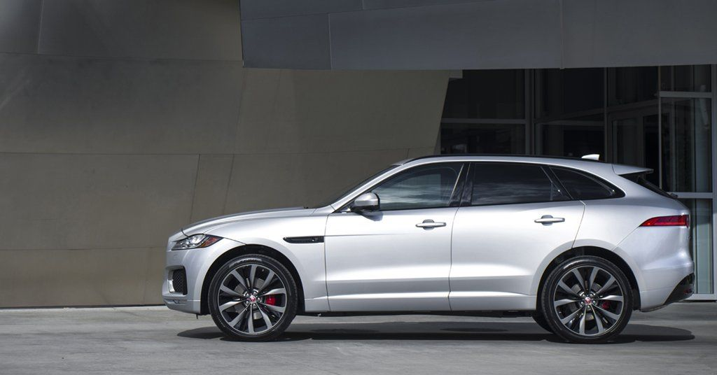 Jaguar On Suv Jaguar Jaguar Fpace