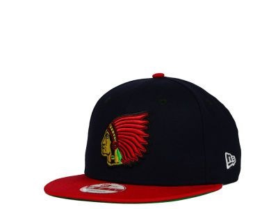 37341defc22 Boston Braves New Era MLB 2 Tone Link Cooperstown 9FIFTY Snapback ...