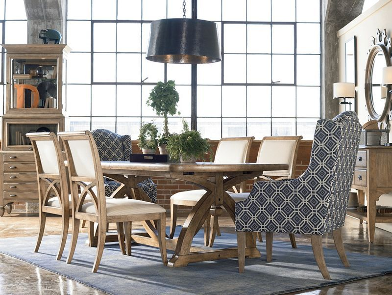 Pinthomasville Of Southlake On Dining Rooms  Pinterest Enchanting Thomasville Dining Room Table Inspiration