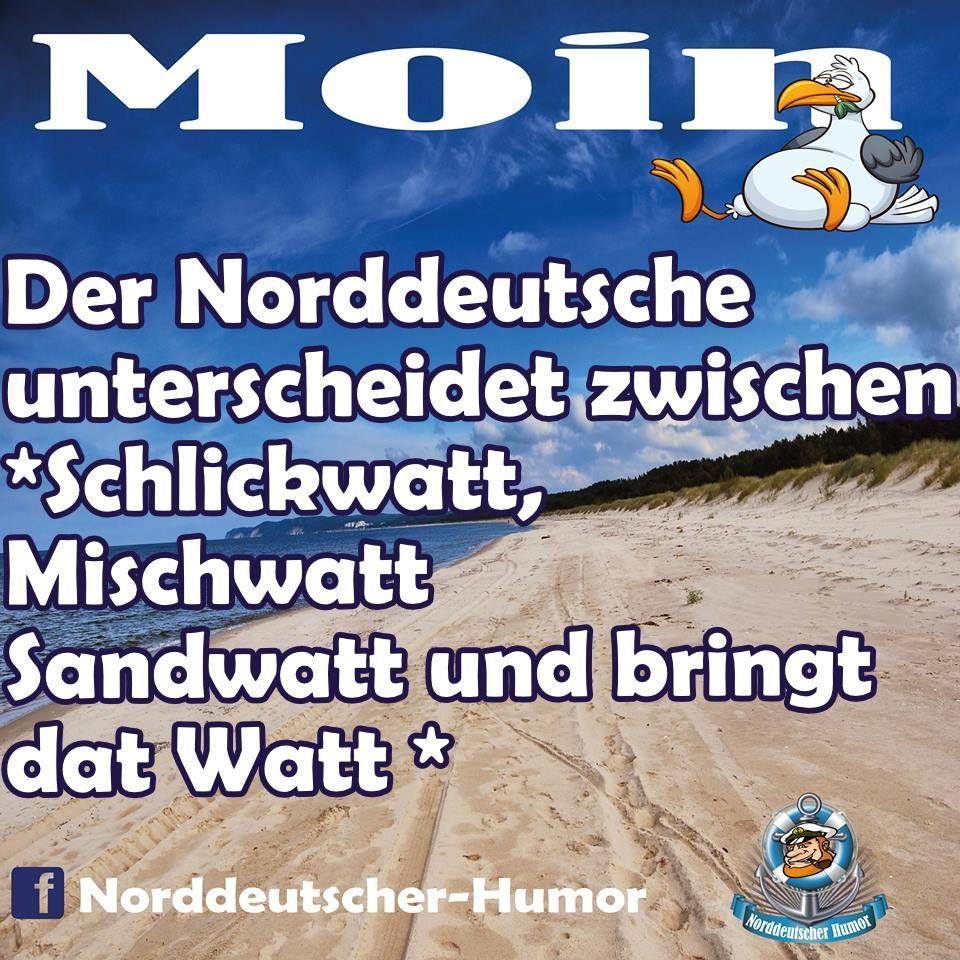 Norden Norddeutsch Reise Platt Plattdeutsch Nordsee Ostsee