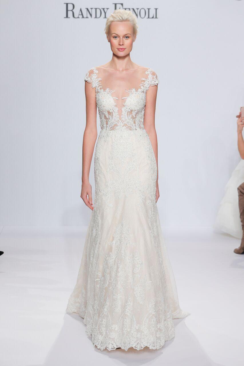 Randy fenoli wedding dresses  Randy Fenoli Bridal Collection elegant white style bridal gown