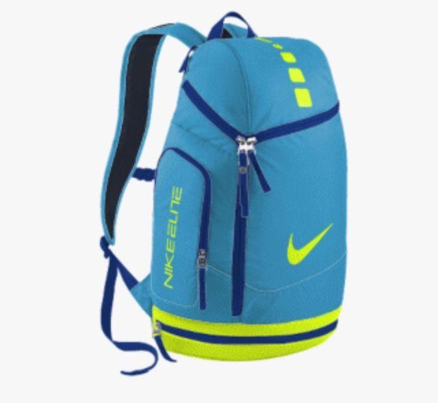 7c1ecd2fe388 light Blue Dark Blue Yellow Nike air max backpack