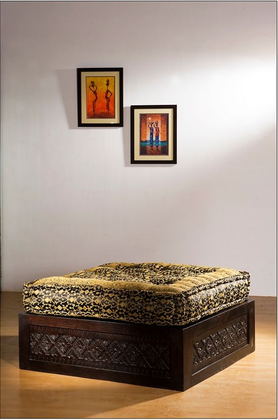 Drawing Room Sofa Designs India: Monsooncraft.com-Indian Carved Sofa & Settee Designs