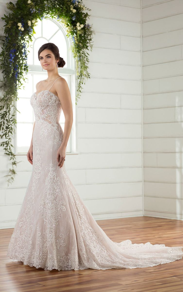 Essense of Australia Wedding Dress D2366 | Wedding Dresses | Pinterest
