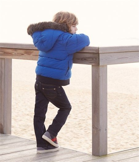 c9a654b98 Boy s quilted padded jacket Only £92.00 on petit-bateau.co.uk - http ...