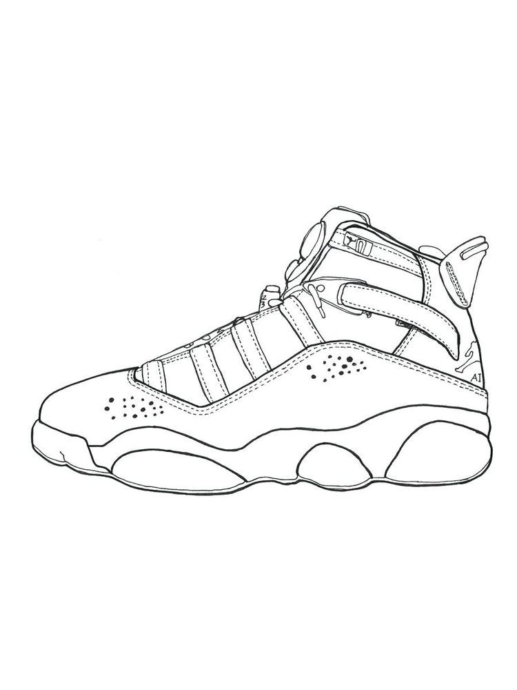 Basketball Shoes Coloring Pages The Following Is Our Collection Of Shoes Coloring Page You Are Fre In 2020 Coloring Pages Coloring Pages To Print Cool Coloring Pages
