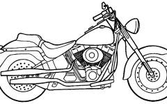 Print Free Printable Motorcycle Coloring Pages | coloring page ...