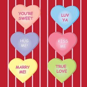 Valentines Clipart Image Valentine Message Candies Valentine Messages Valentines Day Clipart Cheap Valentines Gifts