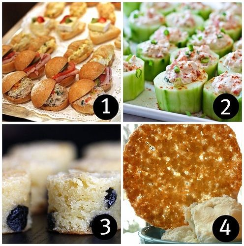 Delightful Baby Shower Food Ideas