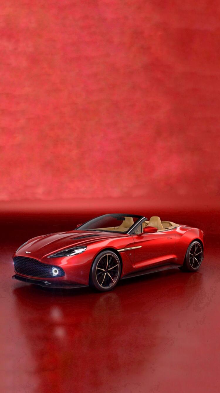 Aston Martin Vanquish Zagato Volante Super Luxury Cars Super Cars Aston Martin