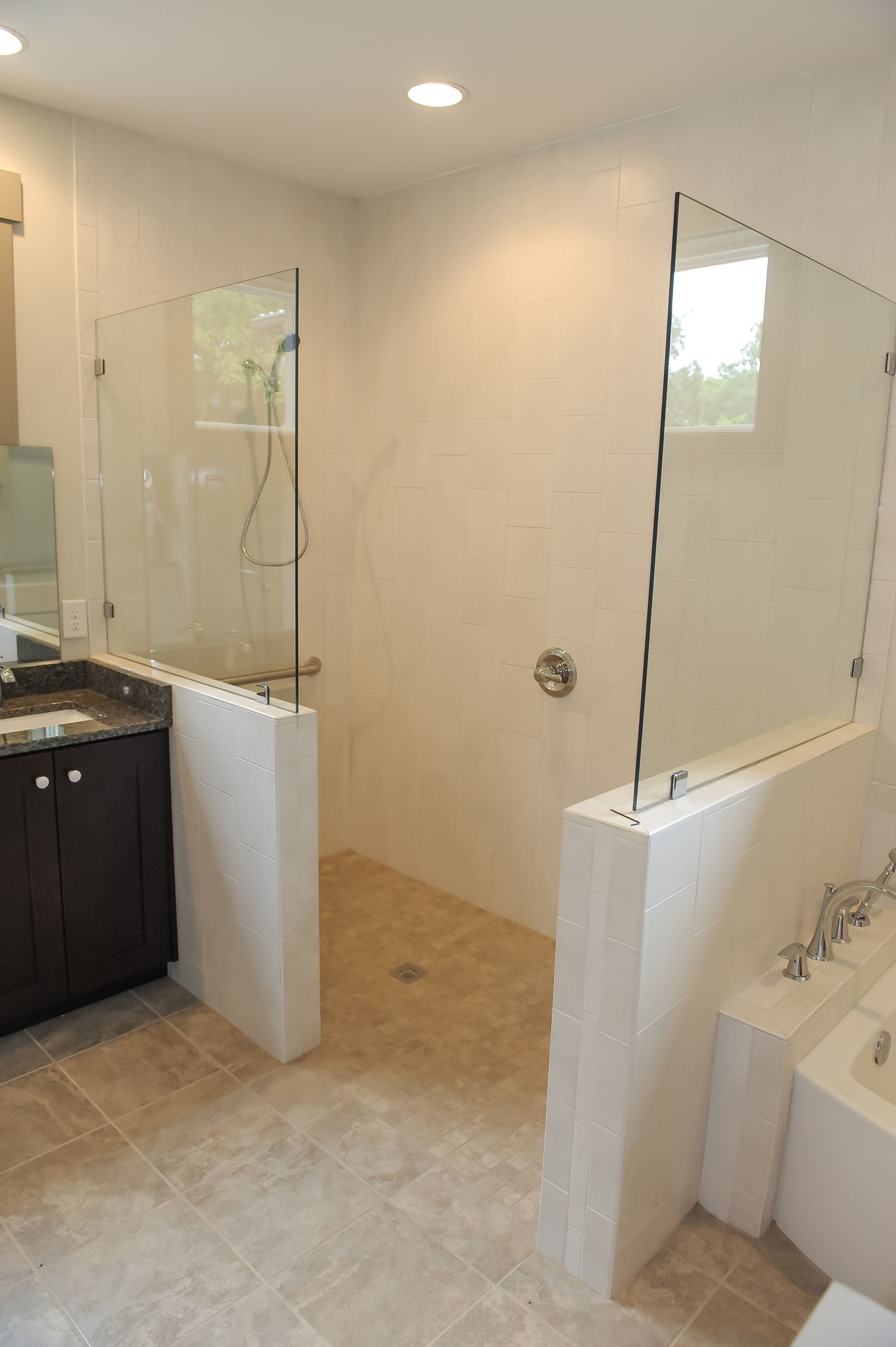 Zero Entry Shower Google Search Master Bathroom Renovation