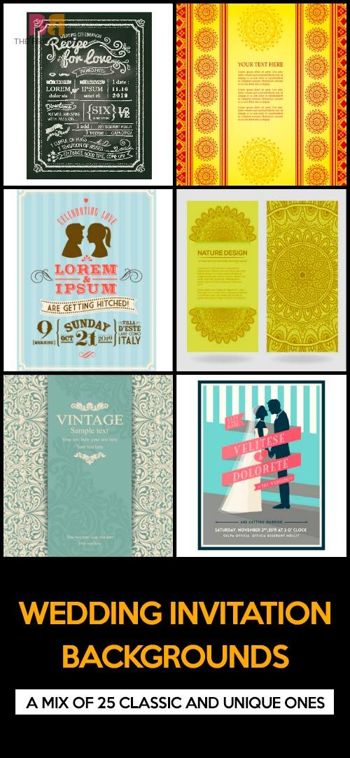 Wedding Invitation Background 25 Classic And Unique Backgrounds - free invitation backgrounds