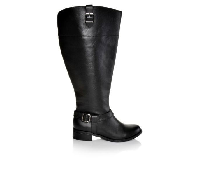 ca6ca3d49a1 Women s Solanz Gretchen Wide Calf Riding Boots