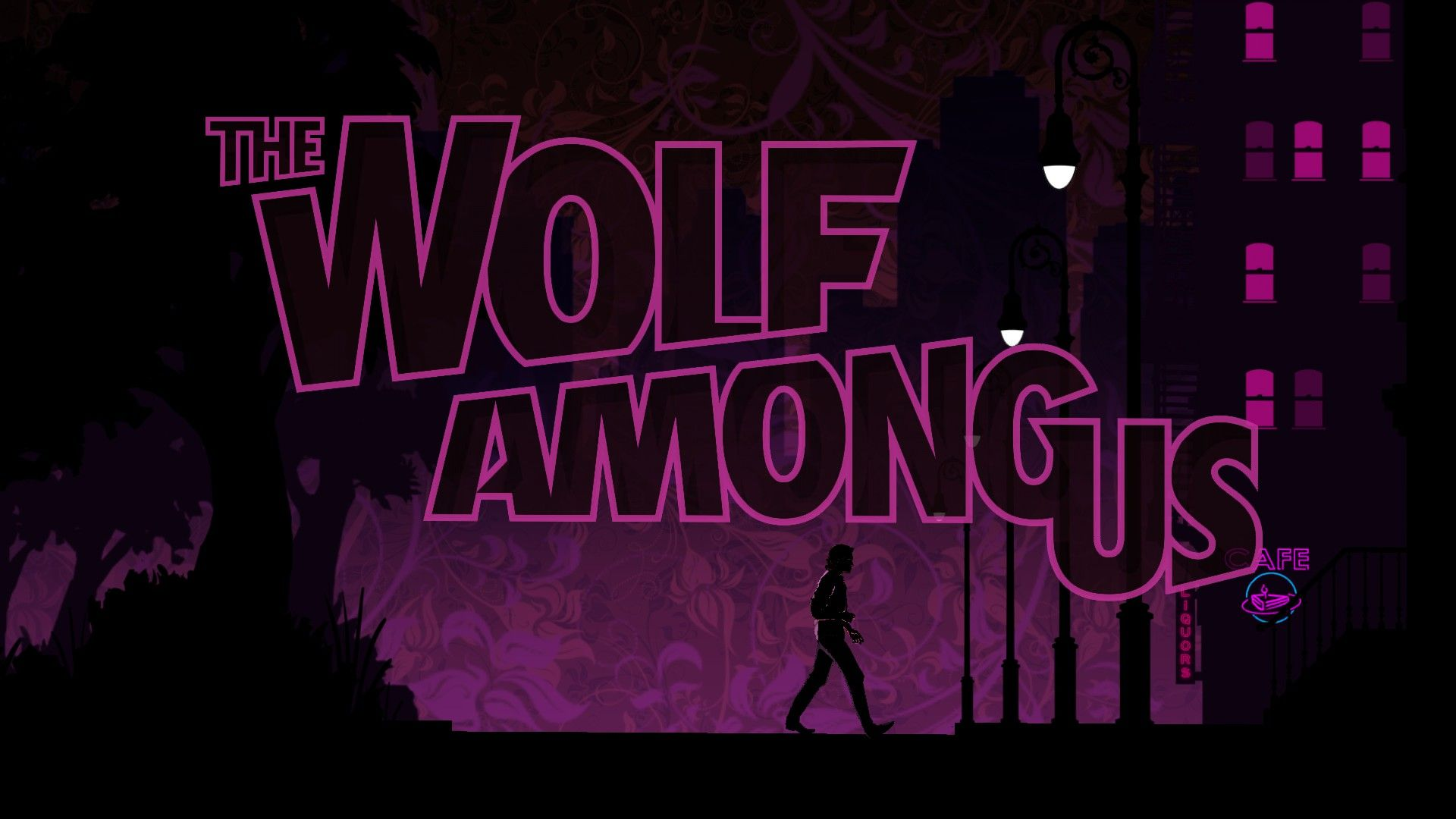 The Wolf Among Us Poster Game Hd Wallpaper Igry Illyustracii Art Illyustracii