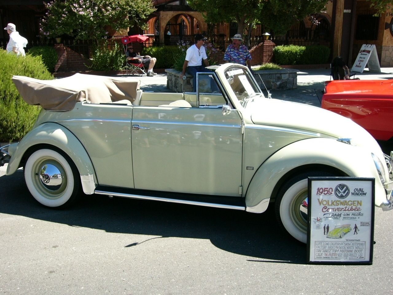 1959 VW Beetle convertible | Cars I Want to Drive | Pinterest ...