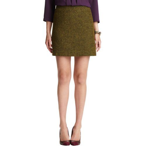Donegal Tweed Shift Skirt, a great Autumn staple from Loft. I can't wait to wear this with tights or leggings with boots.