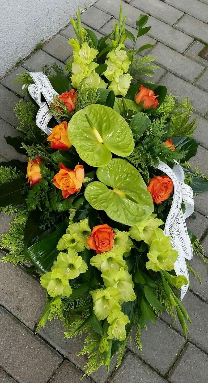Pogrzebowe Funeral Flower Arrangements Large Flower Arrangements Rose Flower Arrangements