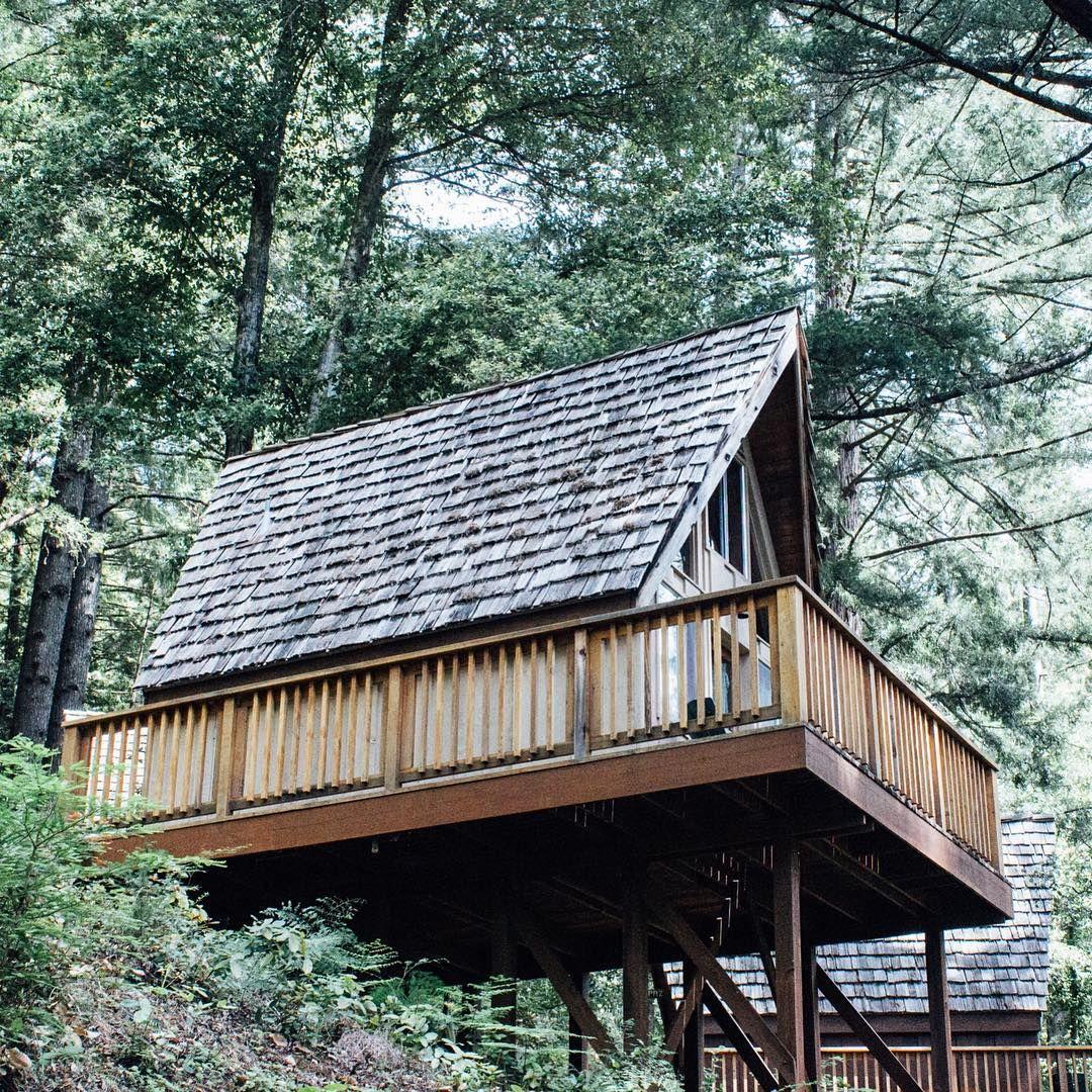 a frame on stilts a frame houses 2 pinterest cabin tiny a frame on stilts