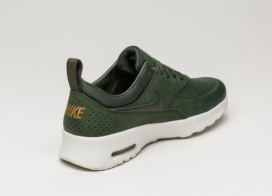nike air max thea green