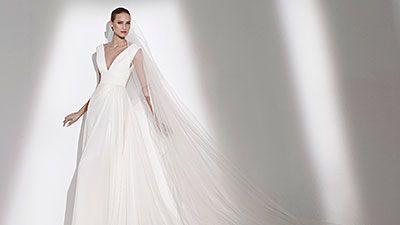 Pronovias | Robes de mariée Elie by Elie Saabe