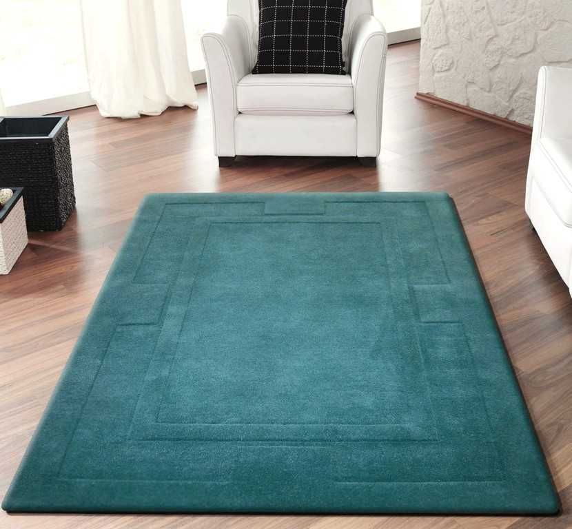 Apollo Teal Teal Rug Modern Rugs Teal Carpet