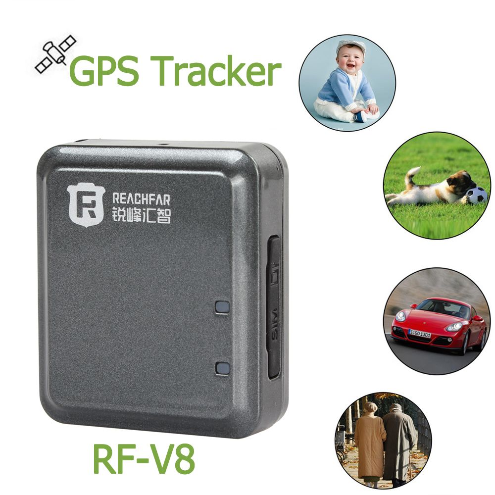 Miniature Magnetic Gps Locator Car Electric Battery Anti Theft Tracking Device Tracker Trackingdevicesforcars