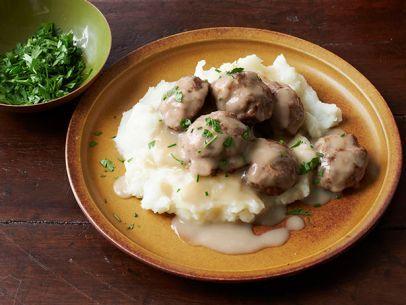 Turkey apple swedish meatballs recipe food network kitchen food turkey apple swedish meatballs recipe food network kitchen food network forumfinder Choice Image