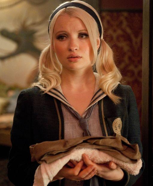 Clover Nightingale Wynne PB Emily Browning