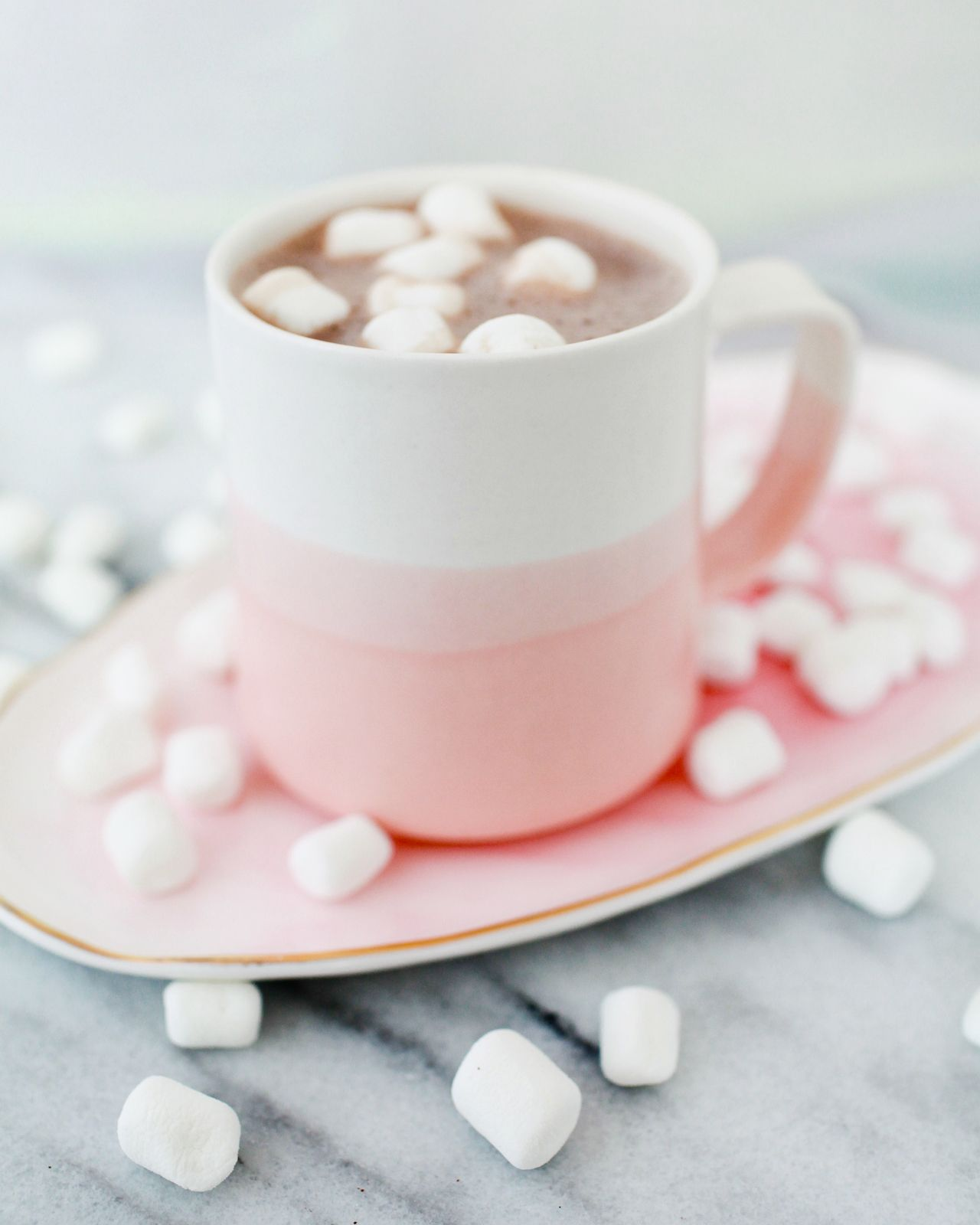 Hazelnut Bourbon Hot Chocolate | Hot chocolate recipes, Bourbon and ...
