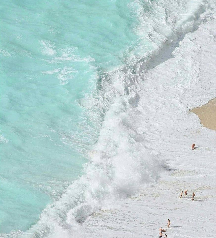 Myrtos beach,Kefalonia island-Greece    Lefkada, Greece    Lagoon in Lau Archipelago Fiji    Coral Sands Hotel Harbour Island, Bahamas    Sa