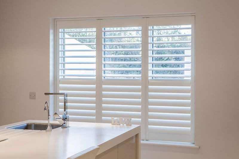 Plantation Shutters For The New Place Pinterest Wood