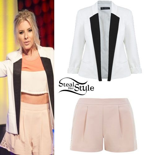 Mollie King Style