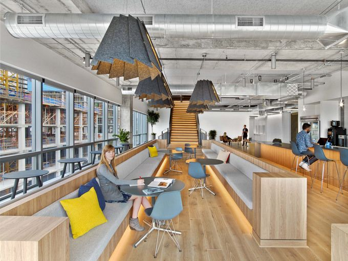HBO 시애틀 사무소-[ Rapt Studio ] HBO_office space | Office spaces ...