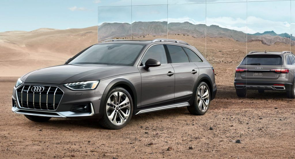 No Rs4 For Us 2020 Audi A4 Launches In Sedan Allroad And S4 Flavors In 2020 Sedan Audi A4 Audi