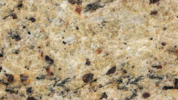 Brazil Gold Granite Countertops Kitchen Counter 7743