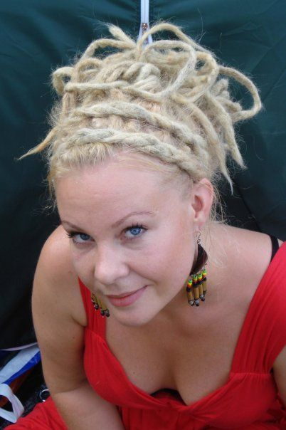 Swell 1000 Images About Wedding Dreads On Pinterest Short Hairstyles For Black Women Fulllsitofus