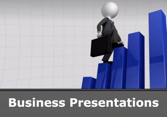 Climbing And Falling From Success PowerPoint Template esc - business presentation