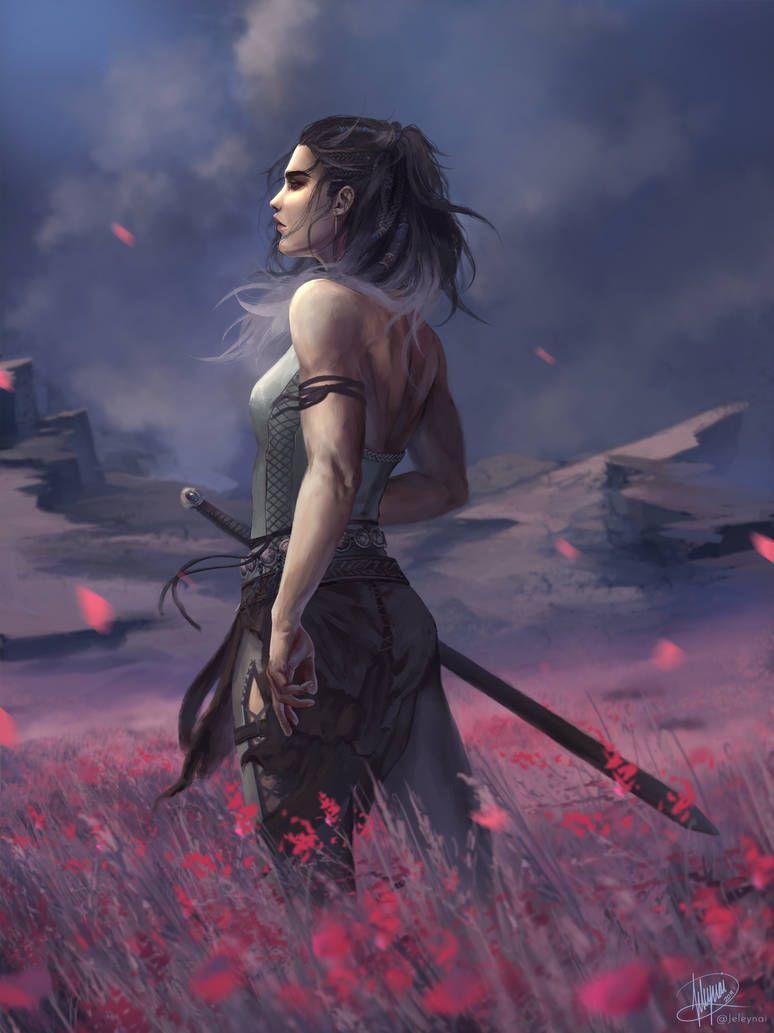 Yasha [Fanart] by Jeleynai on DeviantArt