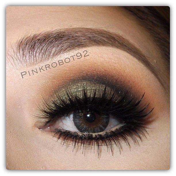 Khaki Eye Makeup Google Search Wedding Eye Makeup Eye Makeup