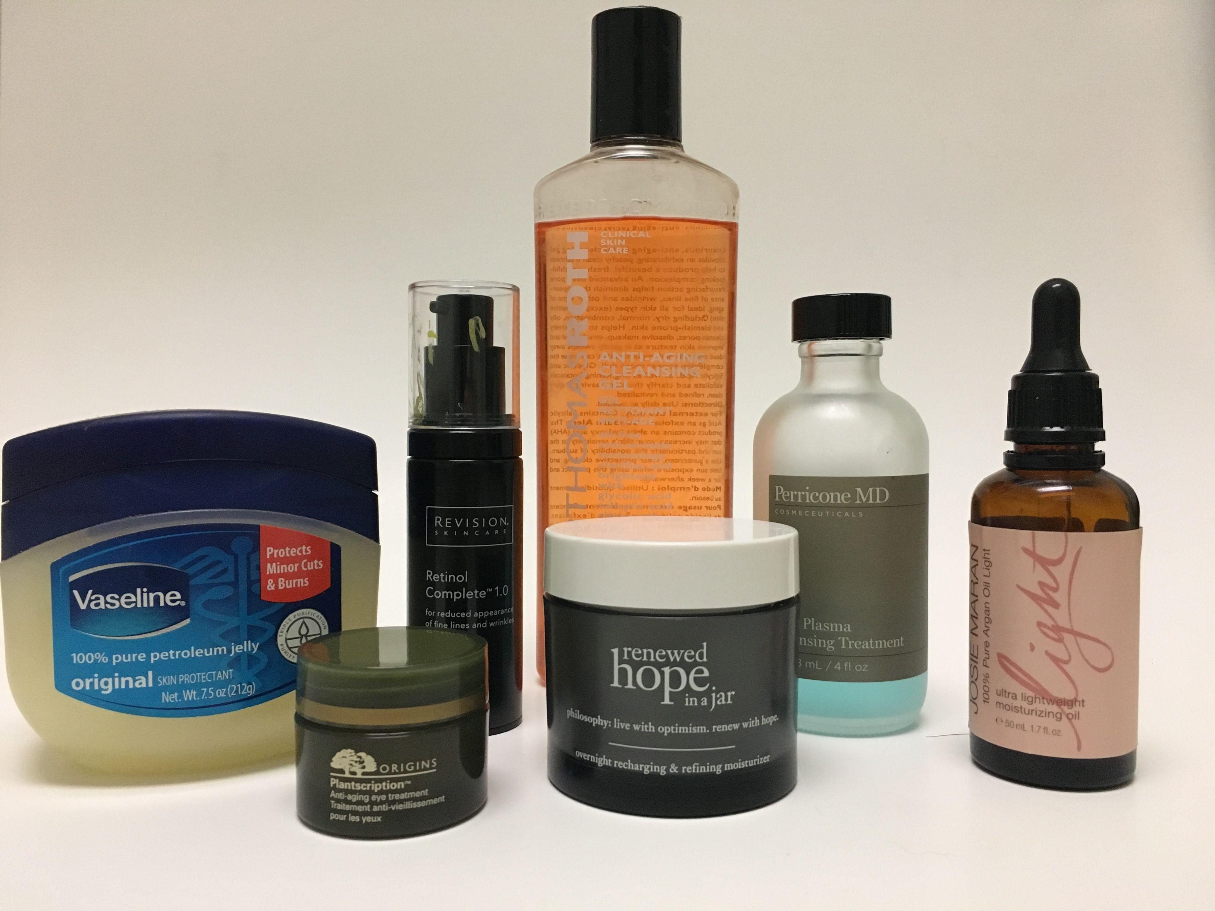 Winter Nighttime Skincare Routine Night time skin care