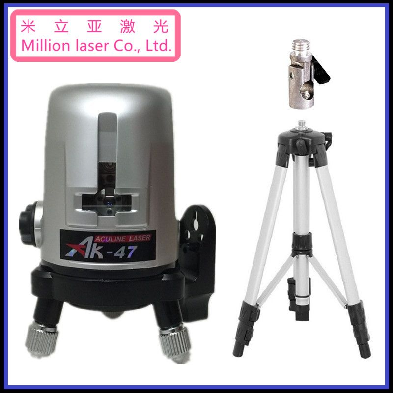 Us 72 65 Aculine Good Packing 6lines 4dots Laser Level 1 2m Aluminum Tripod With Adapter Line 4dots 6lines Aculine Adapter Aluminum Good Laser Level
