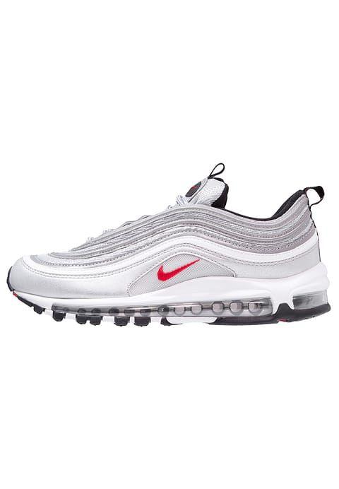 detailed look 26087 ed2bc cheap chaussures nike sportswear air max 97 og qs baskets basses metallic  silver varsity 7f7ce 7b60e