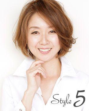 40代50代の素敵ヘアスタイル テーマは 若見え 40歳からの美魔女ヘアスタイルカタログ Naver まとめ Hair Styles 50 Hair Hairstyle